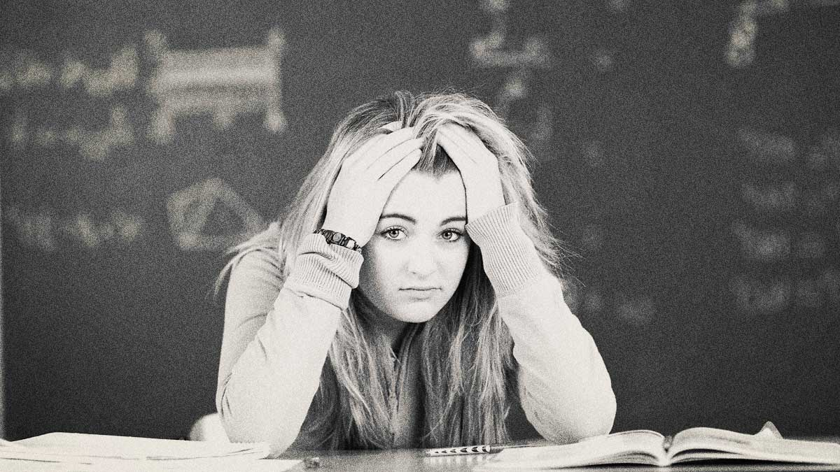 как не нервничать на экзамене