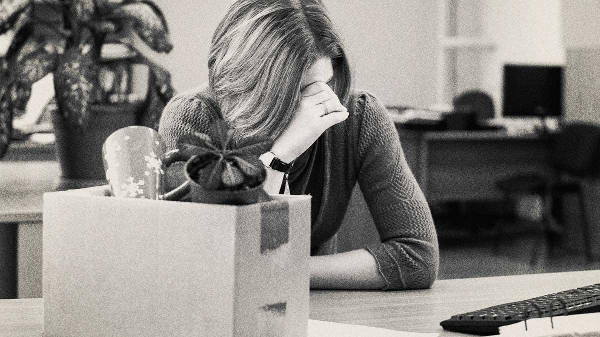 психологические причины почему вы не можете устроиться на работу