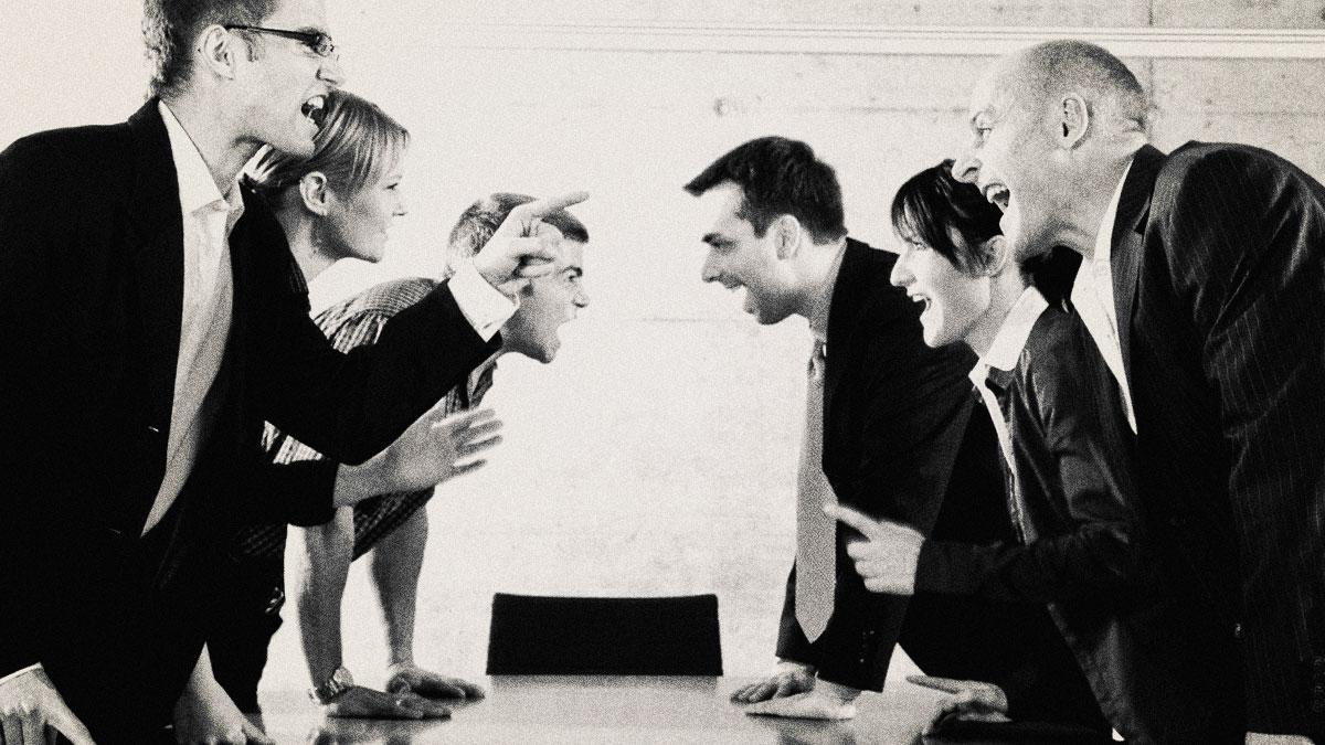 как пережить конфликтную ситуацию