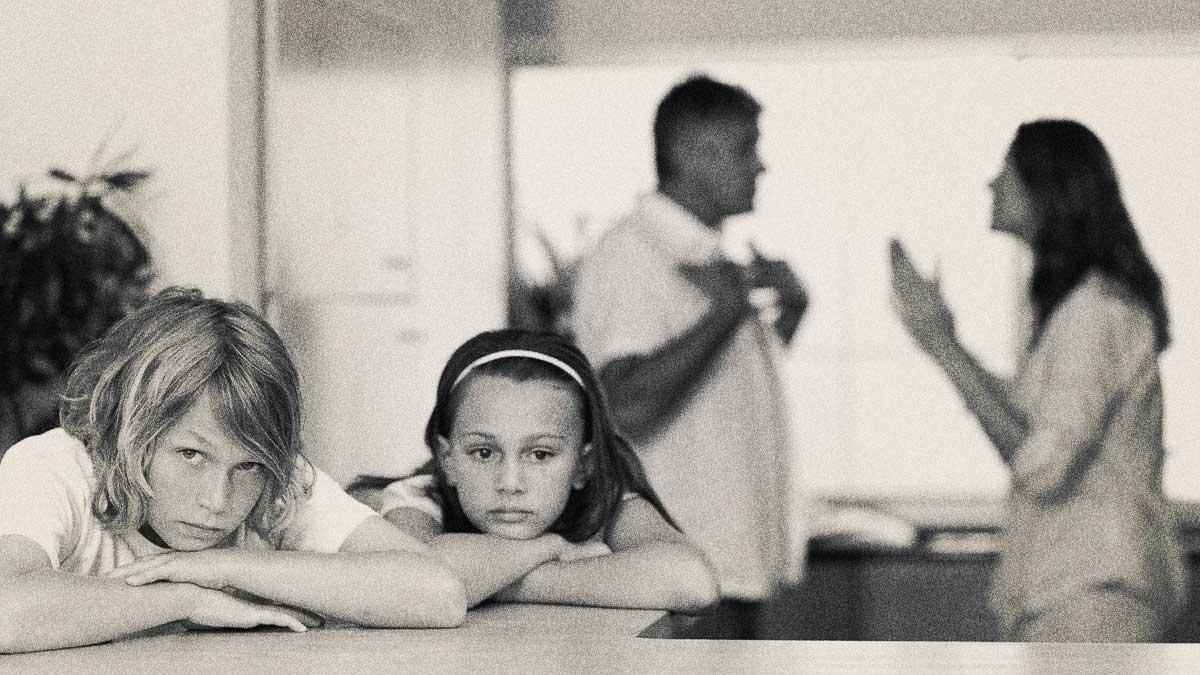 последствия ссоры родителей для ребенка